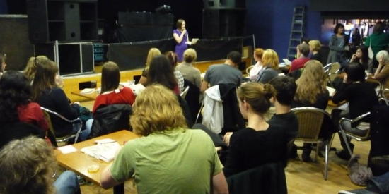 Durham University Poetry Society Reading