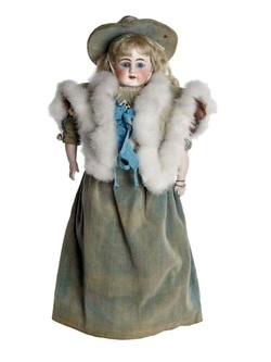 Victorian Doll © Museum of London
