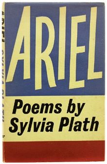 Cover of Ariel: Poems by Sylvia Plath