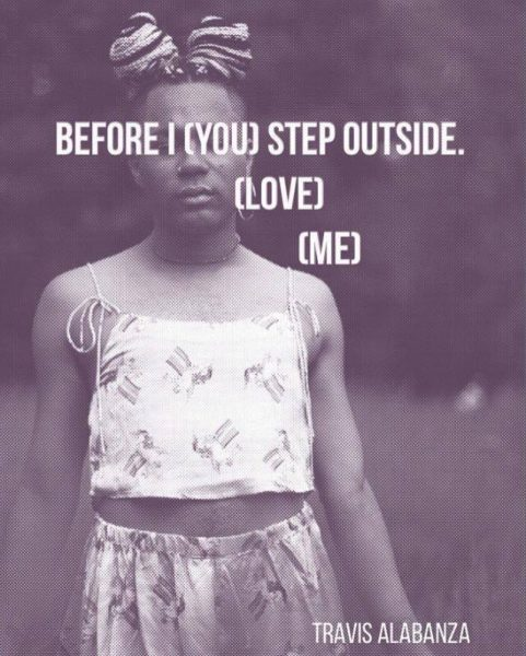Book cover of Before I Step Outside [You Love Me]