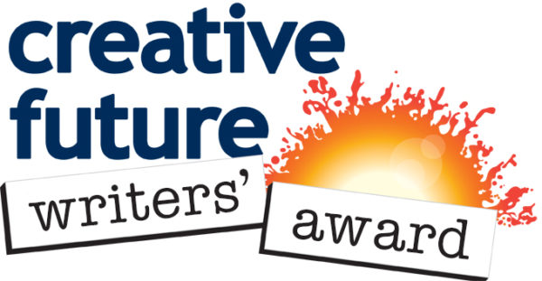 creative future writers' award logo