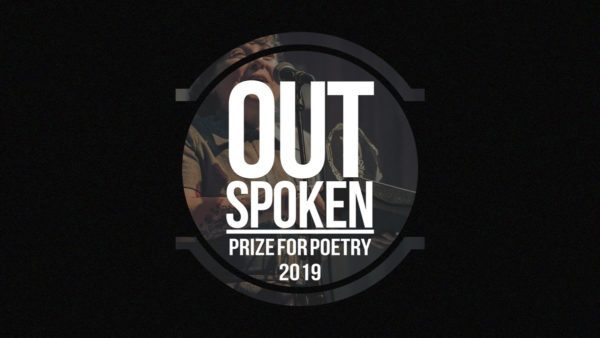 outspoken prize for poetry 2019 logo