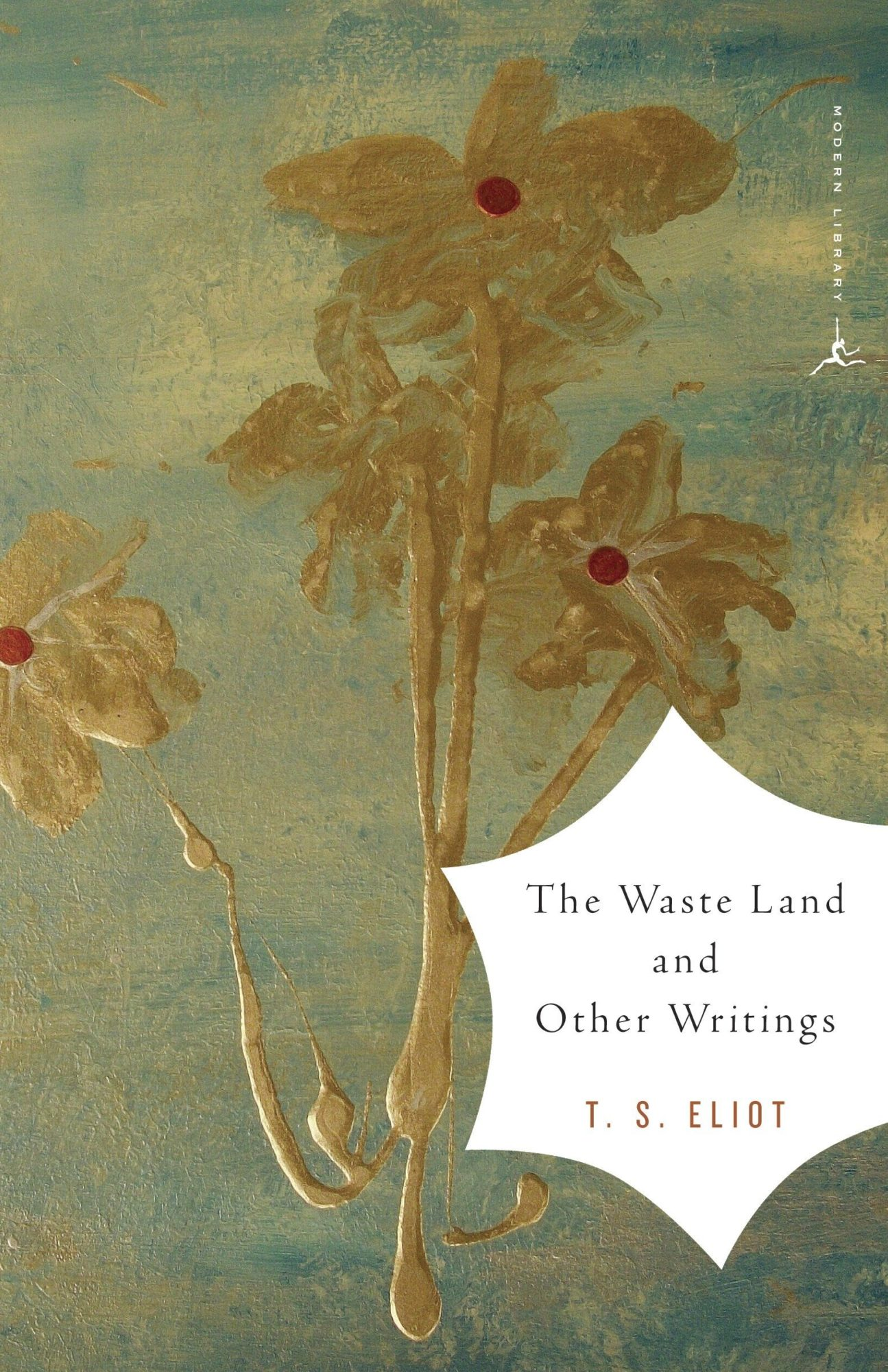 Cover for T.S. Eliot's The Waste Land