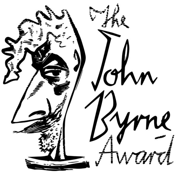 john burn award logo