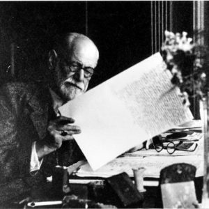 Freud-in-his-study