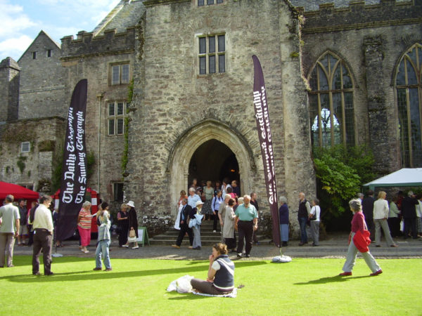 Great Hall Exterior, Dartington