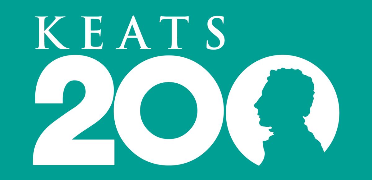 Keats 200 logo
