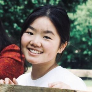 Photo of Lydia Wei smiling