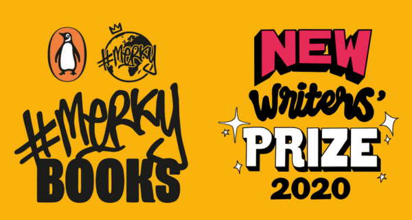 Merky Books New Writers' Prize 2020 logo