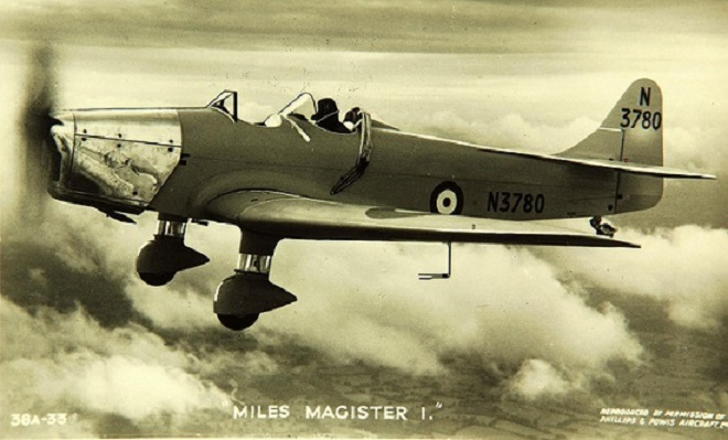 Miles Magister larger