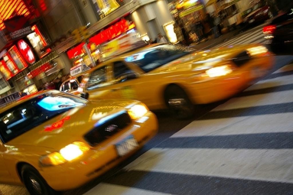 NY-cabs
