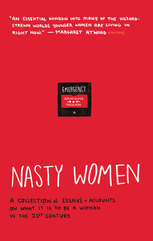 Cover for 'Nasty Women' anthology