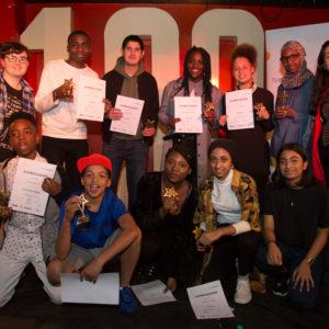 SLAMbassadors 2016 with prizes
