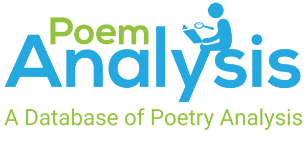 Poem Analysis:A Database of Poetry Analysis Website
