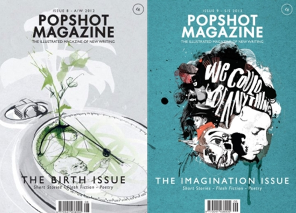 Popshot-issues-8-and-9