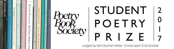 Logo for Poetry Book Society