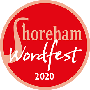 Shoreham Wordfest 2020 logo
