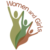 Women and Girls logo