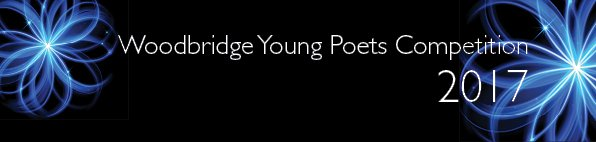 Woodbridge Young Poets Competition 2017 logo