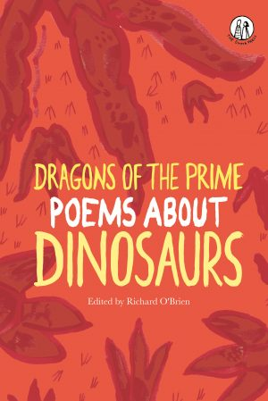 dragons of the prime: poems about dinosaurs cover