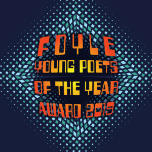 foyle young poets of the year award 2019 logo