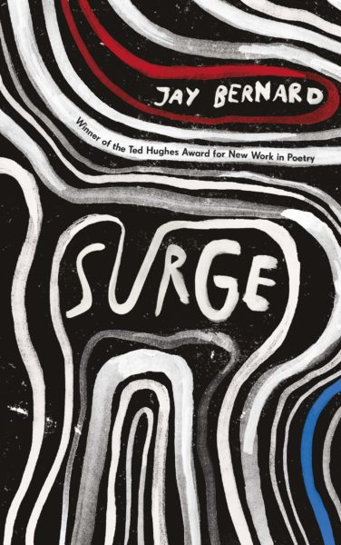 Cover of Surge by Jay Bernard
