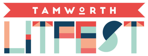 tamworth lit fest logo