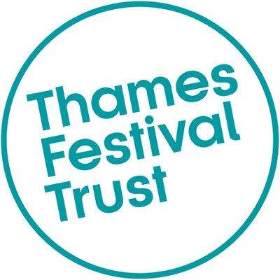 Thames Festival Trust logo